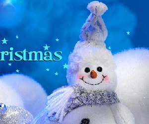 christmas, quotes, and snow image
