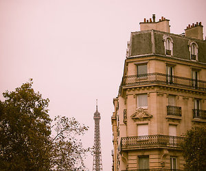 art, dreamy, and eiffel tower image