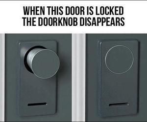 cool, epic, and doorknobs image