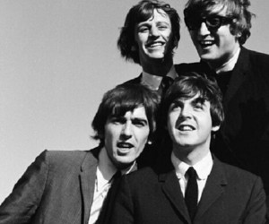 beatles, rock, and the beatles image