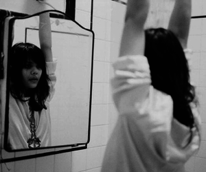 arms, bat for lashes, and white image