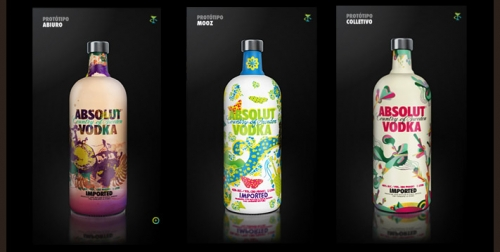 absolut, drinks, and package image