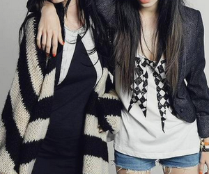 singer, sisters, and fashion image