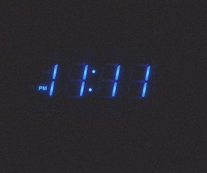 11:11, wish, and clock image