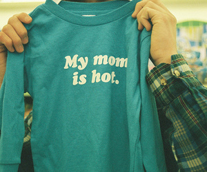 mom, Hot, and funny image
