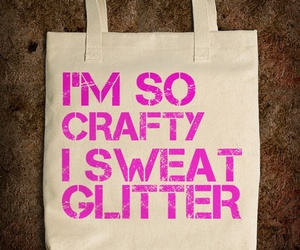 crafty and glitter image