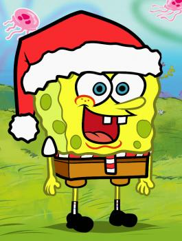 How To Draw Christmas Stuff.How To Draw Christmas Spongebob Christmas Spongebob