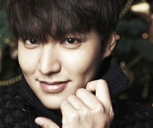 christmas, lee min ho, and winter image