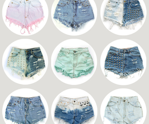dyi, vintage, and jeans image
