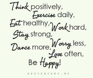 quote, text, and dance image