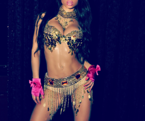 party and gogo dancer image
