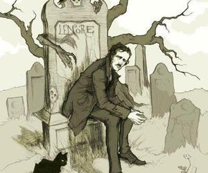 edgar allan poe and poe image