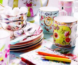mugs and tea image