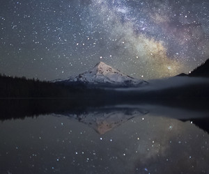 stars, photography, and landscape image