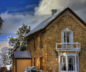 awesome, hdr, and winter image