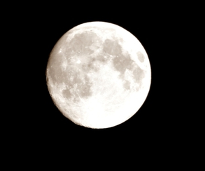 full moon and moon image
