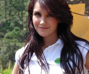 dulce maria and hair image