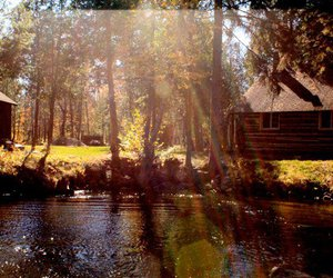 beautiful, photography, and cottage image