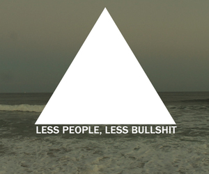 people, quote, and bullshit image
