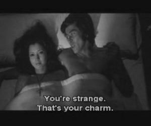 strange image