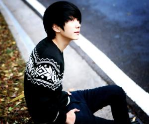 fashion, ulzzang, and park hyung seok image