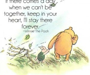 quote, quotes, and winnie the pooh image