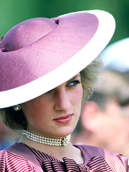 diana, eyes, and lady di image
