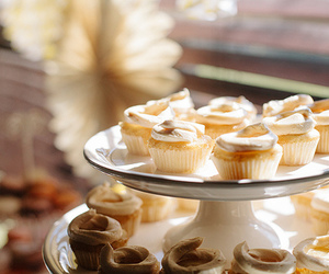 cupcake, delicious, and muffin image