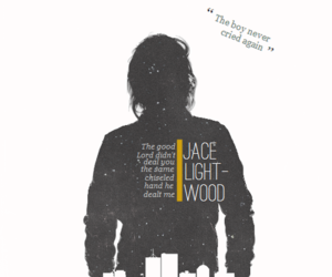 jace and the mortal instruments image