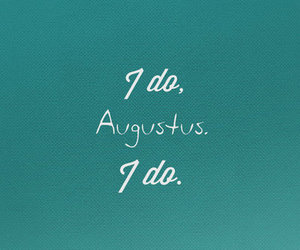 the fault in our stars, tfios, and augustus image