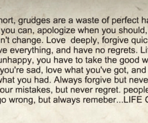 change, forgive, and happiness image