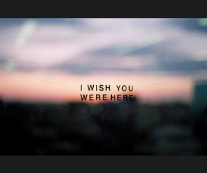 wish, you, and text image