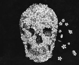 alone, bubbles, and dark image
