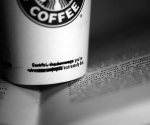 Hot, photography, and starbucks coffee image