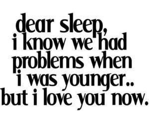 sleep, quotes, and funny image