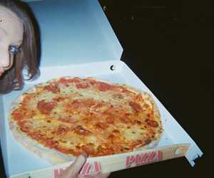 disposable, food, and pizza image