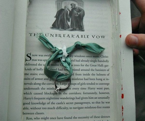 harry potter, ring, and marriage image