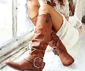 accesories, booties, and boots image
