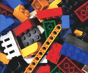 childhood, lego, and photography image