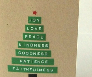 christmas, christmas card, and christmas tree image