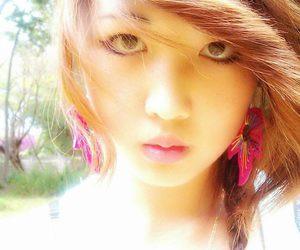 asian, makeup, and Plugs image