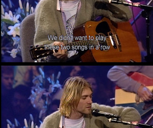 dumb, kurt, and nirvana image
