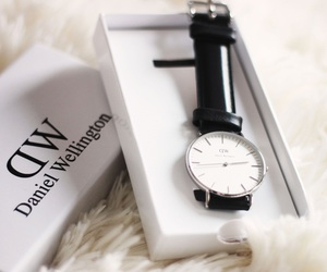 fashion, watch, and daniel wellington image