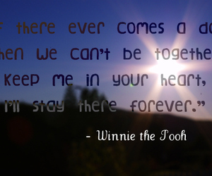 quote, winnie the pooh, and cute image