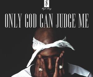 god and tupac image