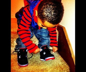 babies, young, and swagg image