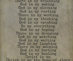 god, everything, and quote image