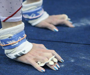 french, gymnastics, and hands image