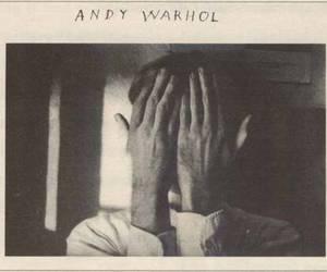 andy warhol and vintage image