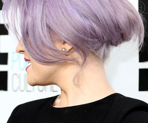 hair and kelly osbourne image